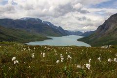 Parc national de Jotunheimen en Norvège du sud Photo stock
