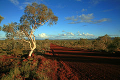 Parc national de Karijini Image stock