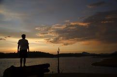 Parc national de Khao Laem de pe de Pom Image stock