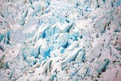 Parc national de Kluane et réservation, glaciers Images libres de droits