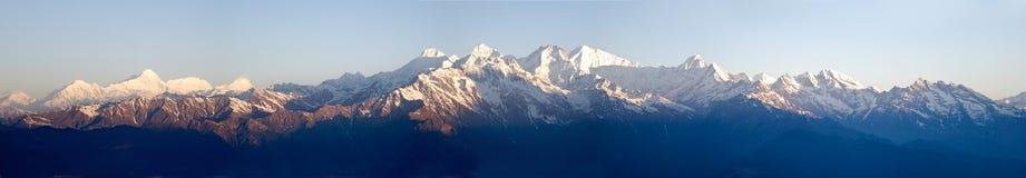Parc national de l'Himalaya de Manaslu images libres de droits