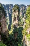 Parc national de la Chine, Zhangjiajie photographie stock libre de droits