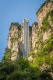 Parc national de la Chine, Zhangjiajie photos stock