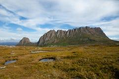 Parc national de montagne de berceau - Tasmanie - Australie images stock