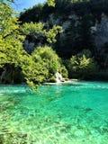 Parc national de Plitvice Photos stock