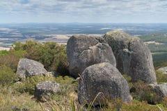 Parc national de Porongurup, Australie occidentale Photos stock