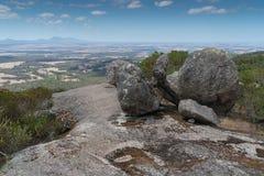 Parc national de Porongurup, Australie occidentale Photos libres de droits