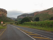 Parc national de QwaQwa photo libre de droits