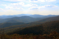 Parc national de Shenandoah Image stock