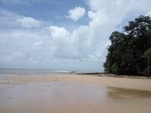 Parc national de Similajau Photographie stock