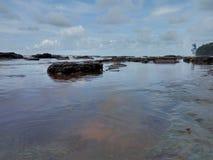 Parc national de Similajau Photos libres de droits