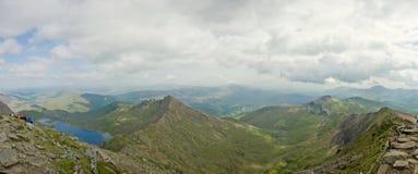 Parc national de Snowdonia Photographie stock