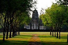 Parc national de Sukhothai Photos libres de droits