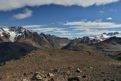 Parc national de visibilité directe Glaciares photos stock