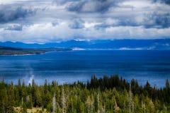 Parc national de Yellowstone Photos libres de droits