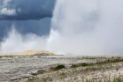 Parc national de Yellowstone, Utah, Etats-Unis Images stock