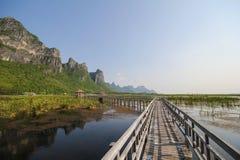 Parc national de yod de ROI de Khao Sam, Thaïlande Photo stock