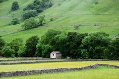Parc national de Yorkshire Photographie stock