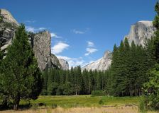 Parc national de Yosemite Image stock