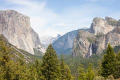 Parc national de Yosemite Images libres de droits