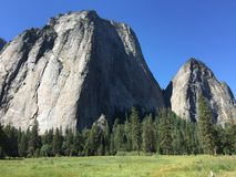 Parc national de Yosemite Images libres de droits