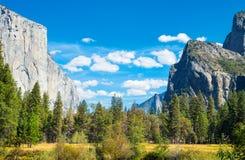 Parc national de Yosemite Image libre de droits