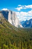 Parc national de Yosemite Images stock