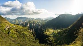 Parc national de Zhangjiajie images libres de droits