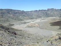 Parc National del Teide Immagini Stock Libere da Diritti