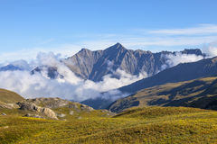 Parc National du Mercantour Images stock