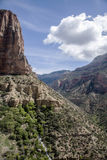 Parc national Etats-Unis 10 de Grand Canyon Photographie stock