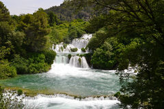 Parc national Krka (Croatie) Images stock
