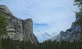 Parc national la Californie de Yosemite Photographie stock