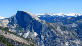 Parc national la Californie de Yosemite Images stock