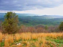 Parc national la Virginie de Shenandoah Photo stock