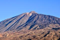Parc national Ténérife d'EL Teide Photos stock
