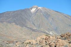 Parc national Ténérife, Espagne de Teide Photo stock