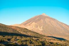 Parc national Teide Photo stock