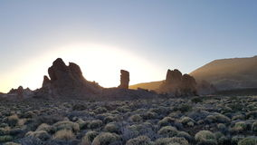 Parc national Teneriffa images stock