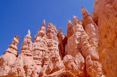 Parc national Utah de canyon de Bryce Image libre de droits
