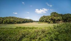 Parc naturel d'agriculture durable photographie stock libre de droits