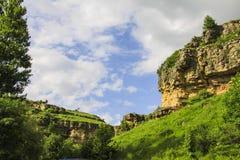 Parc naturel dans Kislovodsk Image stock