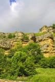 Parc naturel dans Kislovodsk Photo libre de droits