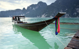 Parc naturel de sok de Khao Photo libre de droits