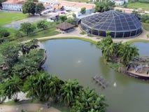 Parc naturel tropical photo stock