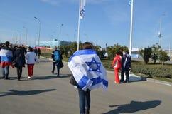 Parc olympique à Sotchi Photographie stock libre de droits