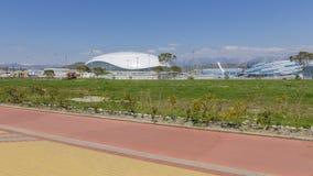 Parc olympique moderne, Sotchi image stock