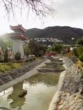 Parc oriental image libre de droits