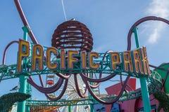 Parc Pacifique, Santa Monica Photo stock