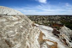Parc provincial de dinosaure photo libre de droits